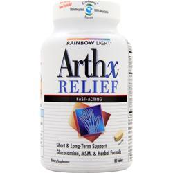 RAINBOW LIGHT Arthx Relief 80 tabs