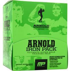 Arnold Iron Pack 30 pack