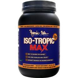 Ronnie Coleman Iso-Tropic Max Pomegranate Berry 2 lbs