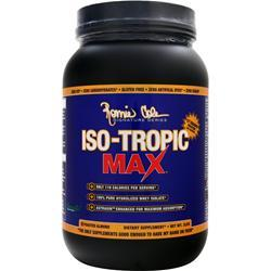 RONNIE COLEMAN Iso-Tropic Max Toasted Almond 2 lbs