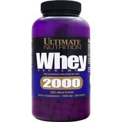 Ultimate Nutrition Whey Supreme 2000 300 tabs