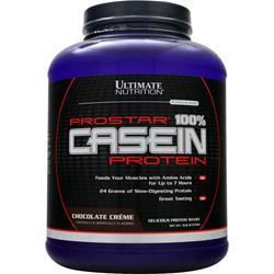 ULTIMATE NUTRITION Prostar - 100% Casein Protein Chocolate Creme 5 lbs