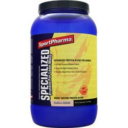 SportPharma Specialized Protein for Lean Mass Vanilla Cream 2 lbs