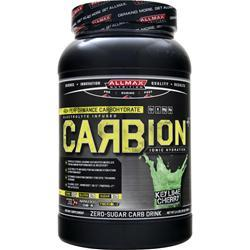 ALLMAX NUTRITION Carbion+ Key Lime Cherry 2.4 lbs