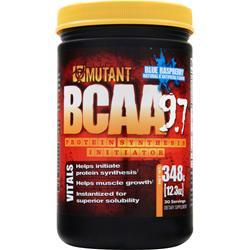 Fit Foods Mutant BCAA Blue Raspberry 12.3 oz