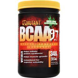 Fit Foods Mutant BCAA Green Apple 12.3 oz