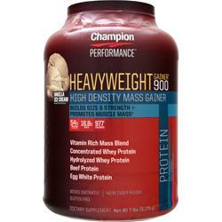 CHAMPION NUTRITION Heavyweight Gainer 900 Vanilla Ice Cream 7 lbs