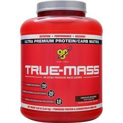 BSN True-Mass Chocolate Milkshake 5.82 lbs