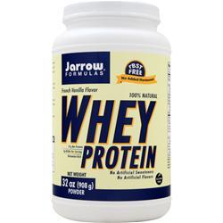 Jarrow 100% Natural Whey Protein French Vanilla 2 lbs