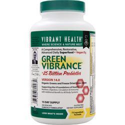Vibrant Health Green Vibrance 240 vcaps
