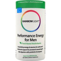 Rainbow Light Performance Energy Multivitamin For Men 180 tabs