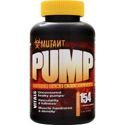 FIT FOODS Mutant Pump 154 caps