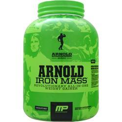 ARNOLD Iron Mass Chocolate Malt 5 lbs