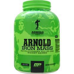 ARNOLD Iron Mass Vanilla Malt 5 lbs