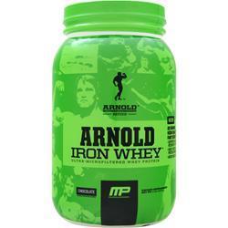 Arnold Iron Whey Chocolate 2 lbs