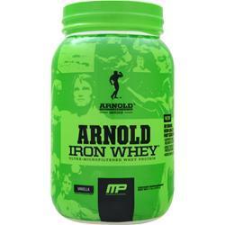 Arnold Iron Whey Vanilla 2 lbs