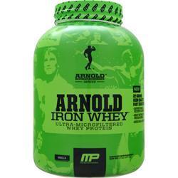 ARNOLD Iron Whey Vanilla 5 lbs