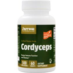 JARROW Cordyceps 60 tabs
