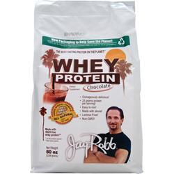 Jay Robb Whey Protein Isolate Chocolate 80 oz