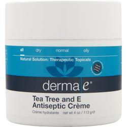 Derma-E Tea Tree & E Antiseptic Creme 4 oz
