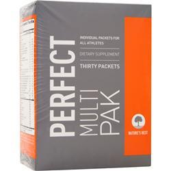 Nature's Best Perfect Multi Pak 30 pckts