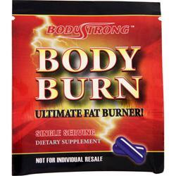 BODYSTRONG Body Burn - The Ultimate Fat Burner On-the-Go Pack 2 caps