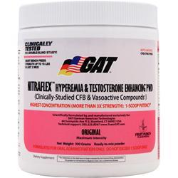 GAT Nitraflex PWD Fruit Punch 300 grams