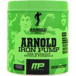 ARNOLD Iron Pump Raspberry Lemonade 6.35 oz