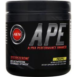 ATHLETIC EDGE NUTRITION APE Powder Pineapple 120 grams
