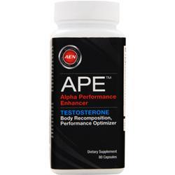ATHLETIC EDGE NUTRITION APE - Alpha Performance Enhancer 80 caps