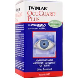TWINLAB OcuGuard Plus with Lutein, Zeaxanthin & Vitamin D3 120 caps