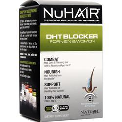 Nu Hair DHT Blocker For Men & Women 60 tabs