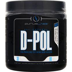 Purus Labs D-Pol - Dual Phasic Free Test/Nitric Oxide Elevator 90 tabs