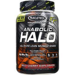 MUSCLETECH Anabolic Halo Wild Cherry Explosion 2.4 lbs