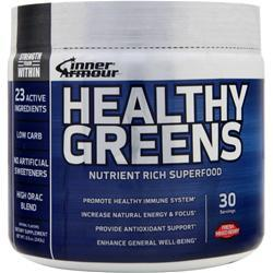 Inner Armour Healthy Greens - Nutrient Rich Superfood Fresh Mixed Berry EXPIRES 4/16 .5 lbs