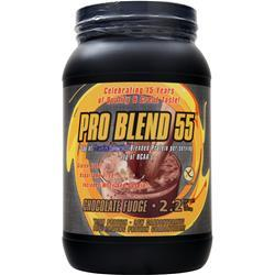 PRO BLEND NUTRITION Pro Blend 55 Chocolate Fudge 2.2 lbs