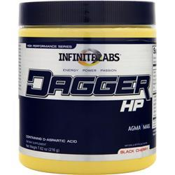 INFINITE LABS Dagger HP Black Cherry Exp 8/15 7.62 oz