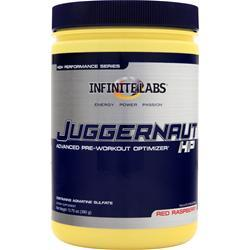 INFINITE LABS Juggernaut HP Red Raspberry 390 grams