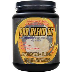Pro Blend Nutrition Pro Blend 55 Alpine Vanilla 1.1 lbs