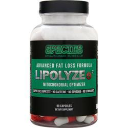 Species Lipolyze e2 - Advanced Fat Loss Formula 90 caps