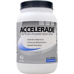 Pacific Health Accelerade Mountain Berry 4.11 lbs