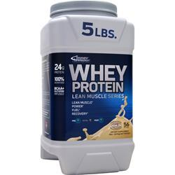 INNER ARMOUR Whey Protein - Lean Muscle Series Vanilla 5 lbs