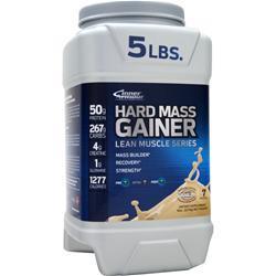 Inner Armour Hard Mass Gainer - Lean Muscle Series Vanilla 5 lbs