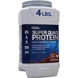 INNER ARMOUR Super Quad Protein - Lean Muscle Series Milk Chocolate 4 lbs
