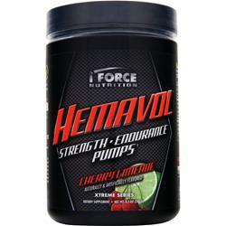 Iforce Hemavol Powder Cherry Limeade 240 grams