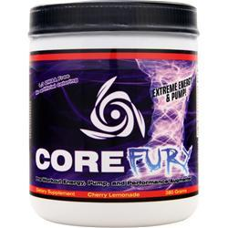 CORE NUTRITIONALS Core Fury Electric Lemon-Lime 380 grams