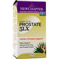 NEW CHAPTER Prostate 5LX 180 sgels
