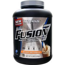Dymatize Nutrition Elite Fusion 7 Orange Dreamsicle 4 lbs