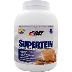 GAT Supertein Peanut Butter 5 lbs