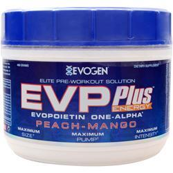 EVOGEN EVP Plus Energy Peach-Mango 466 grams